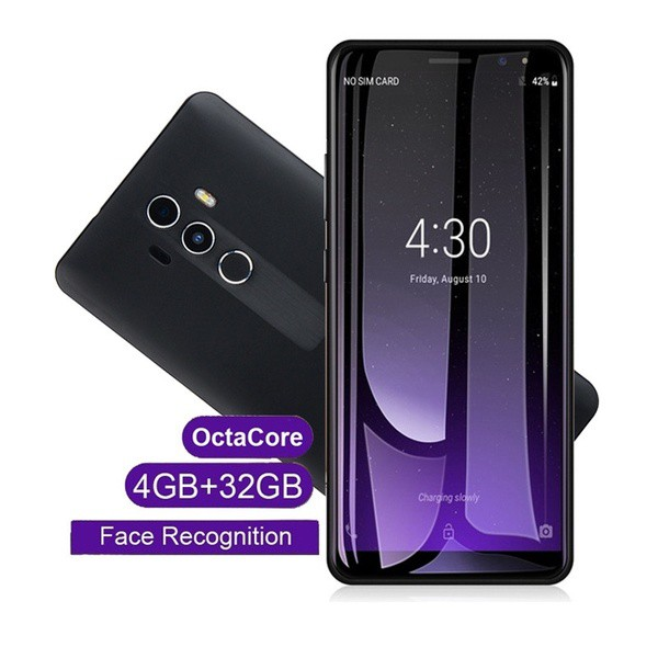 2019 New Android Smartphone Two Types 6 0 inch / 5 0 inch MTK6580 Octa Core  Dual
