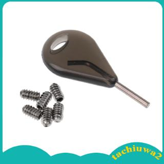 Stainless Steel Fin Screw for Longboard and SUP 3 or 6 Pack No Tool Choose 2 THUMB SCREW
