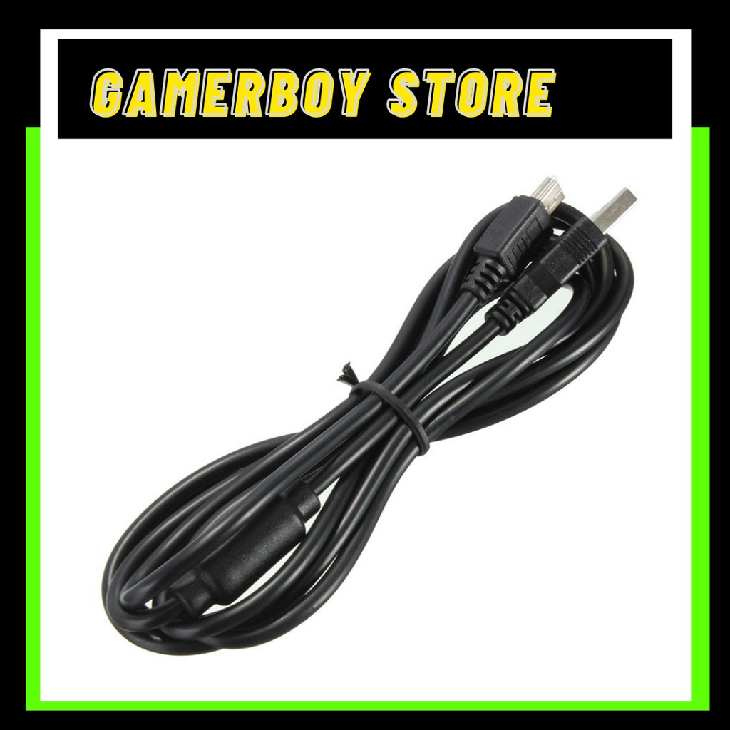 PS3 CONTROLLER ORIGINAL HIGH QUALITY USB CHARGING CABLE