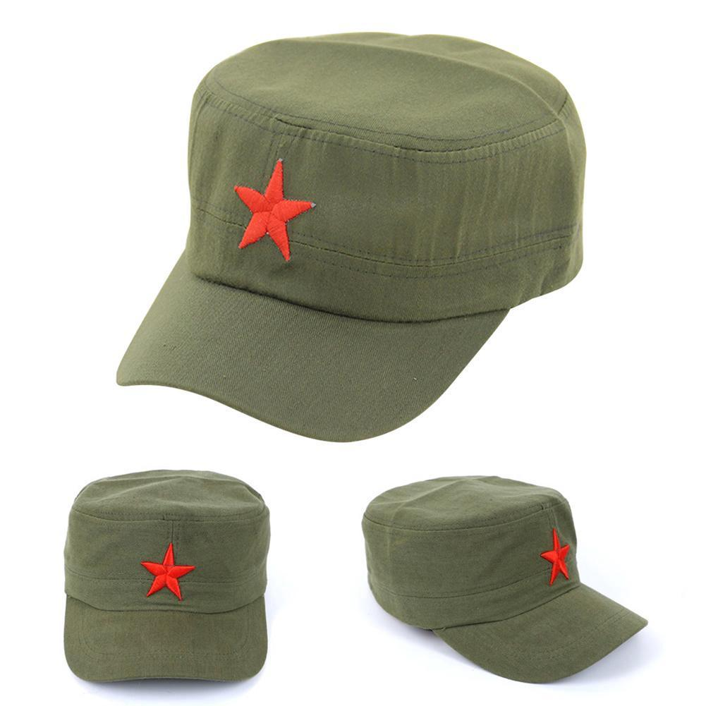 c91821c5f4611 SOVIET Army Russian Red Star Hat Cap Fancy Dress Cadet MILITARY SOLDIER |  Shopee Malaysia