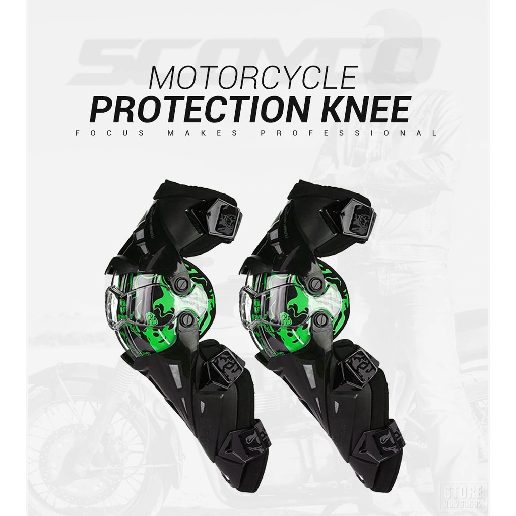 Elbow Pads BSDDP BSD1002 4Pcs Durable Adults Motorcycle Elbow Knee Pads Guard Protector Protective Gear Knee Pads