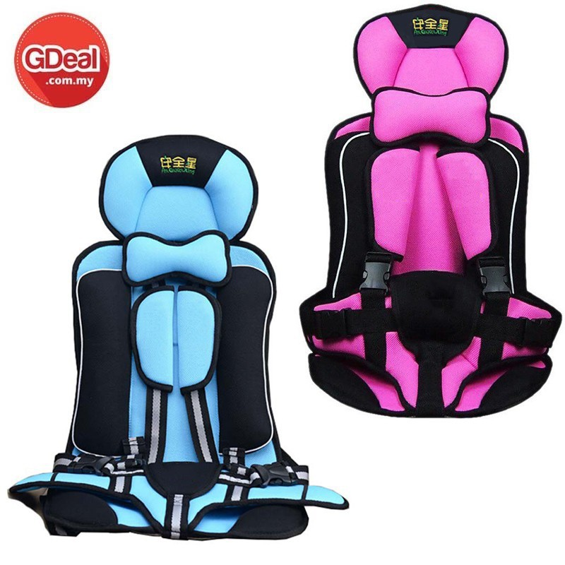 Wondrous Gdeal Baby Child Kid Safety Car Seat Car Cushion Alphanode Cool Chair Designs And Ideas Alphanodeonline