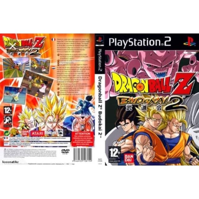 PS2 Dragonball Budokai 2