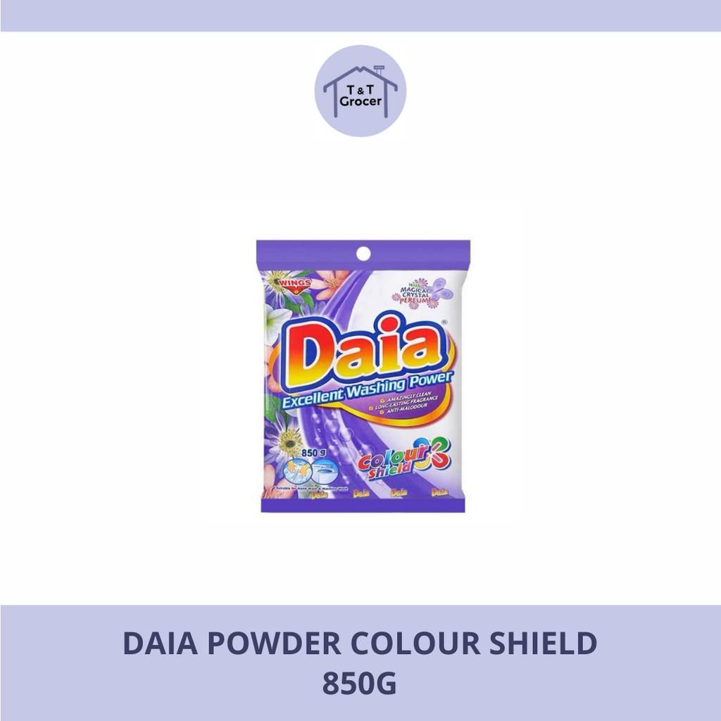 Daia Powder 850g (Colour Shield/ Floral/ Lemon/ White)
