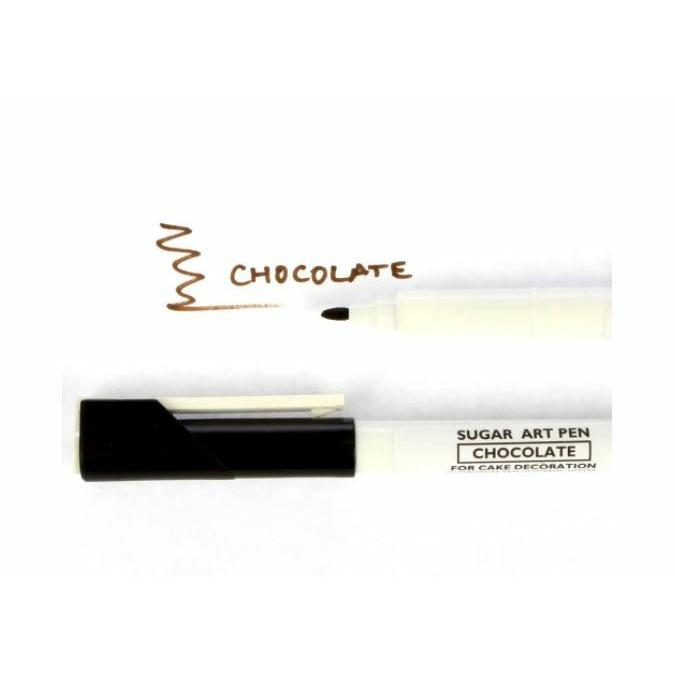 Sugarflair, Sugar Art Pen, Chocolate