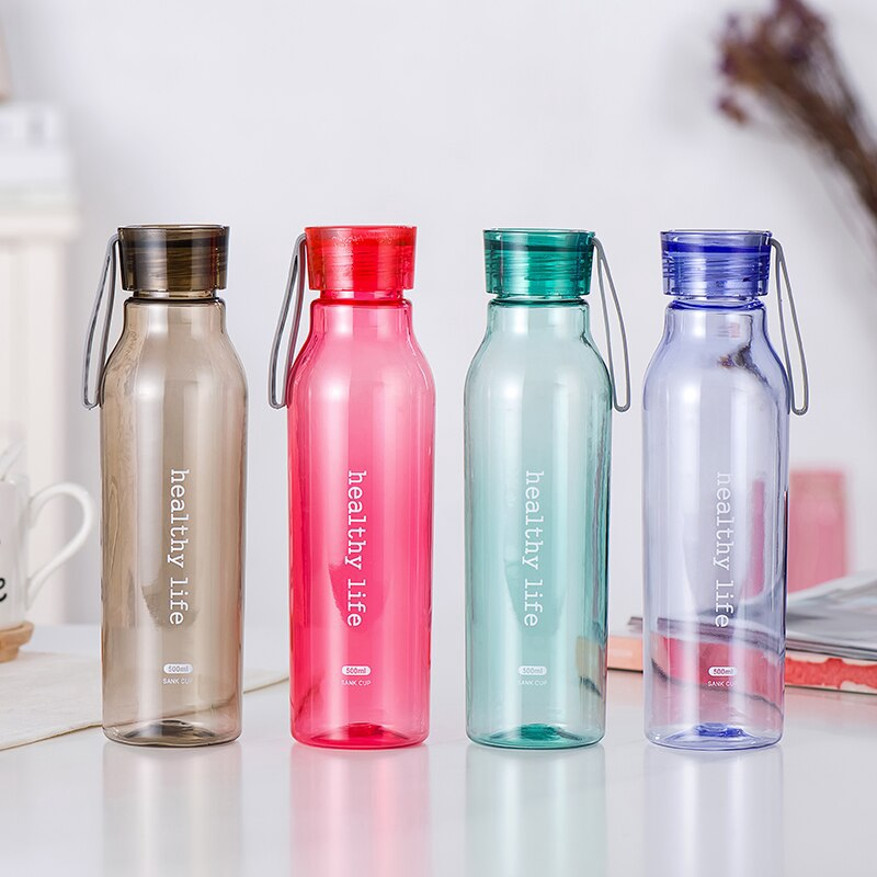 749d5a6c21c 450ml Leak Proof Sports Water Bottle Tour Hiking Travel Yoga Running Camping  | Shopee Malaysia