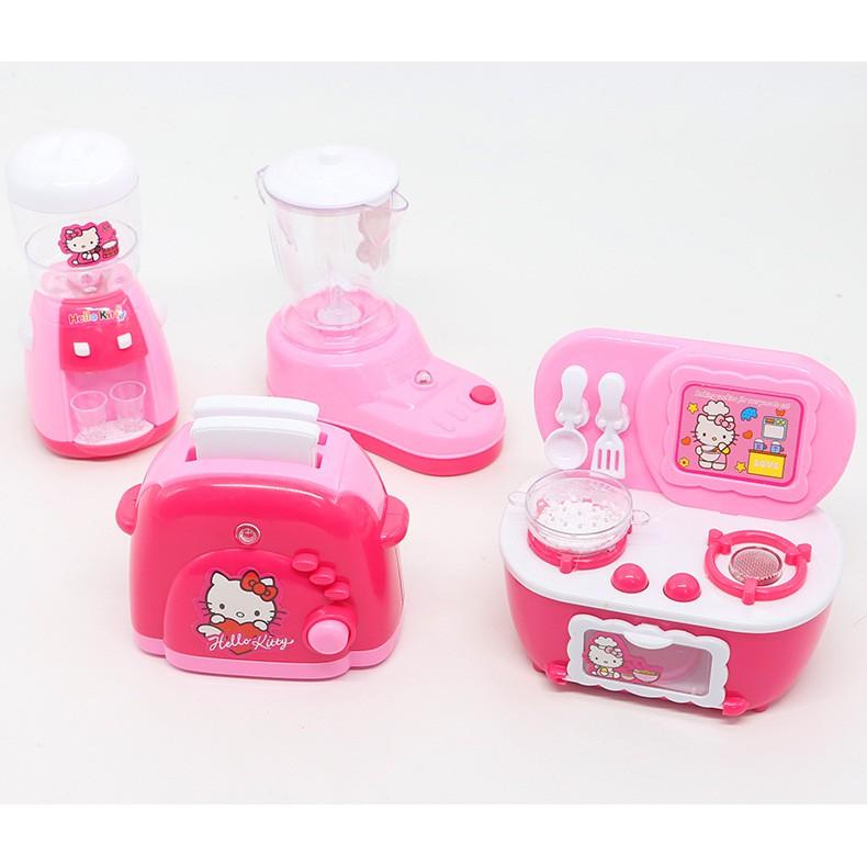 hello kitty kitchen toys for girls
