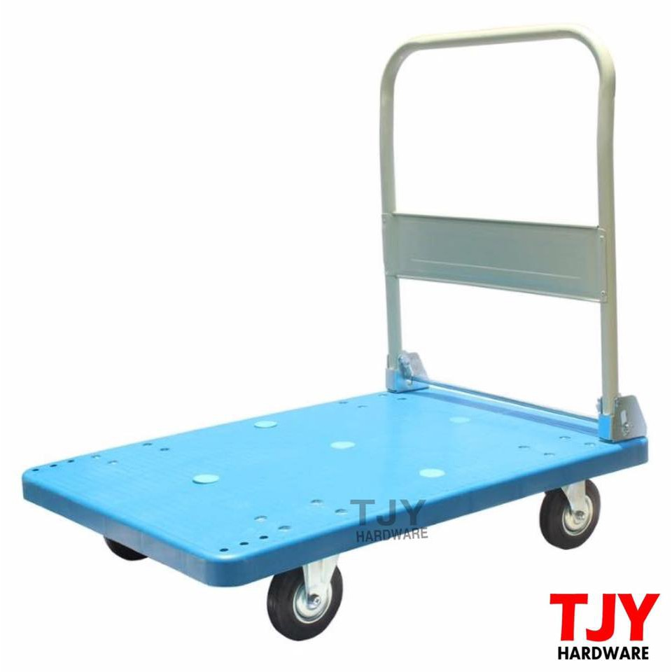 Iron Bull 300kg Foldable PVC Platform Hand Truck Trolley
