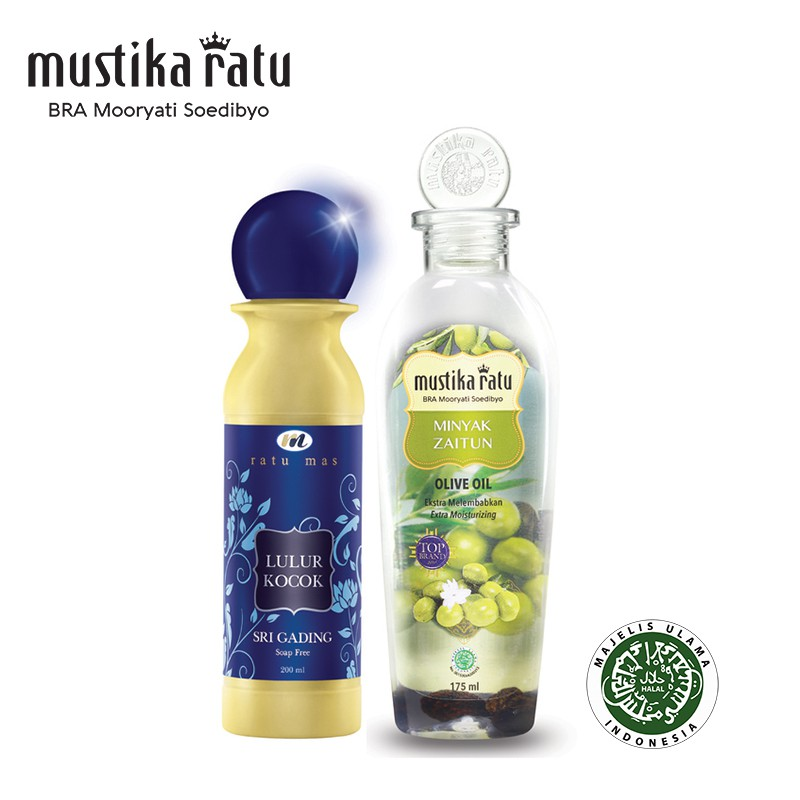 Mustika Ratu Scaly Body Skin Treatment (kulit bersisik)