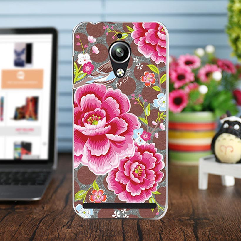Cellphones & Telecommunications Provided Good Quality Colorful Cases For Asus Zenfone Go Zc500tg Z00vd Printing Drawing Phone Girls Cover Silicone Soft Case