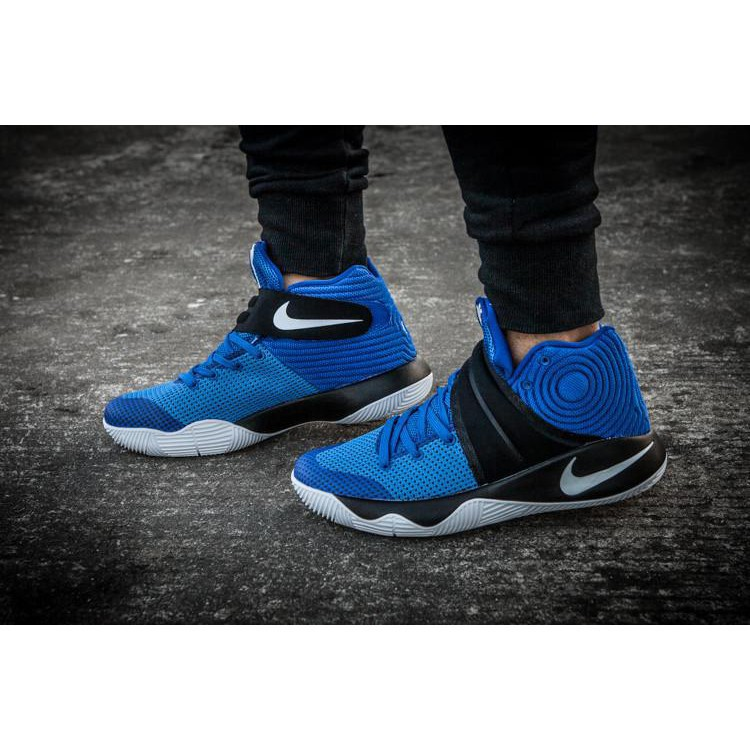 new products 19324 957dd IN STOCK Original Nike Kyrie 2 Blue/White