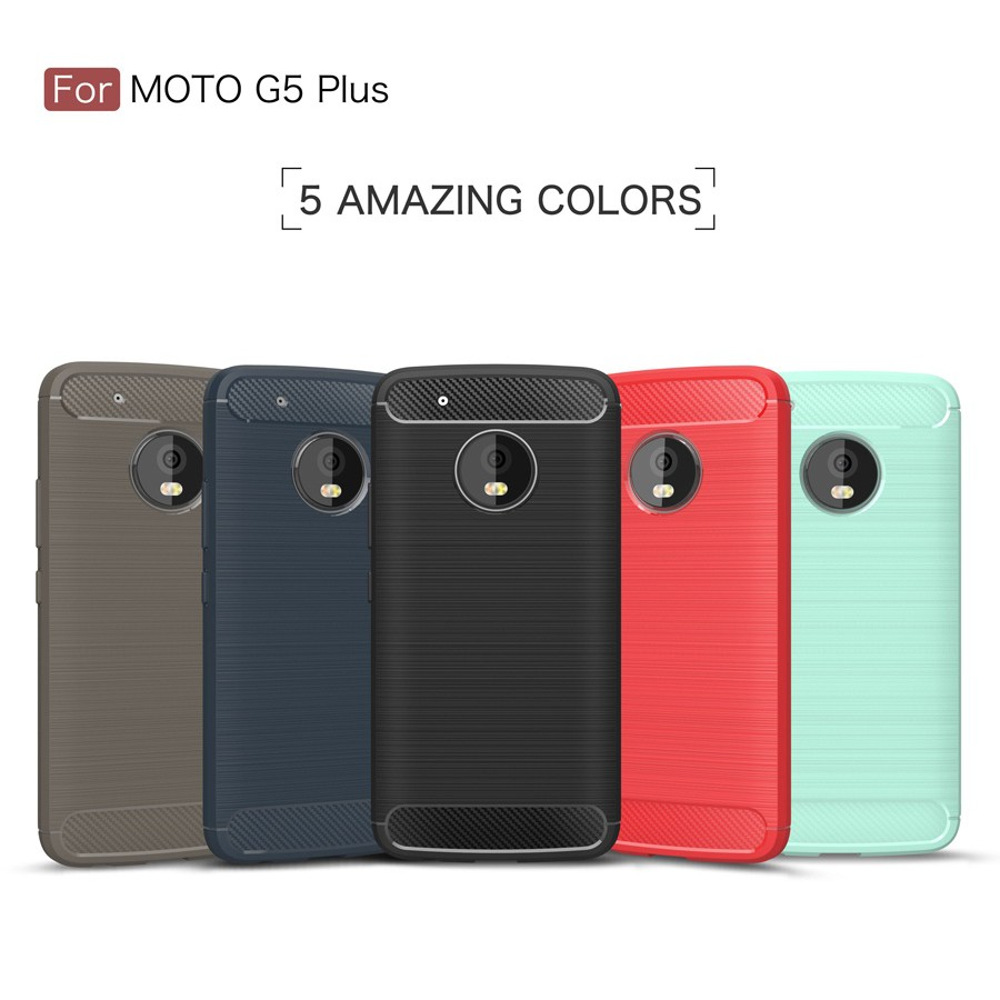 15e28b9f4 Motorola Moto G5 G5 Plus E5 G6 Play E5 Plus Case Soft TPU Silicon ...