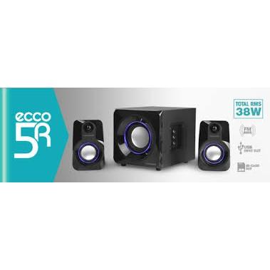 4bb3dfe719b VINNFIER Ecco 5BTR 2.1 Speaker Built in with Bluetooth (Black ...