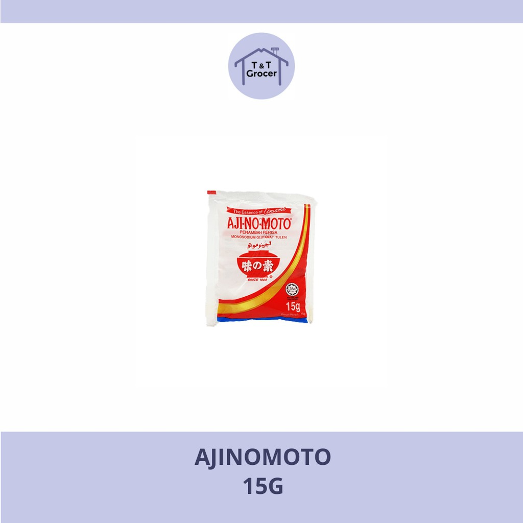 AJINOMOTO - THE ESSENCE OF UMAMI (15G-300G)