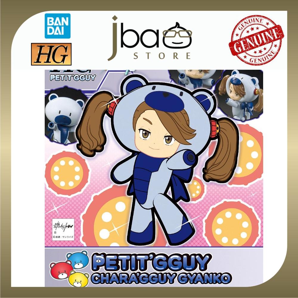 Bandai 1/144 18 Petitgguy Chara`Gguy Gyanko Chara'Gguy HGPG Gundam Model Kits