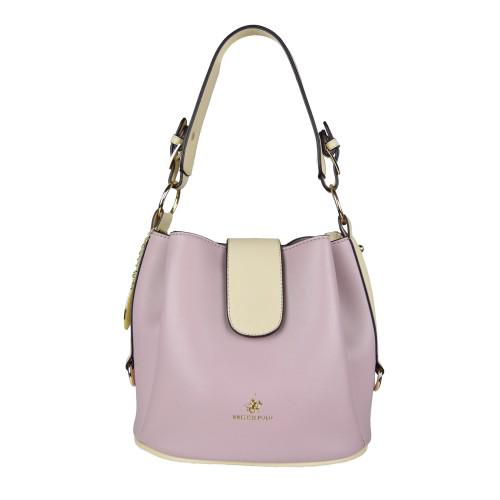 74e80b88a0 British Polo Lady Plaid Tote & Sling Bag | Shopee Malaysia