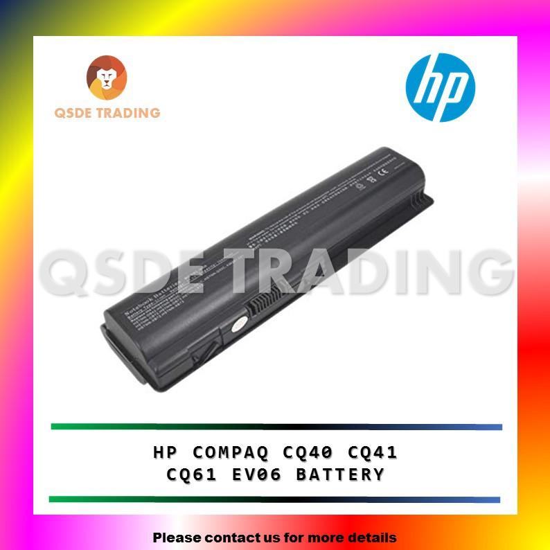 (6 Monthwarranty)HP Compaq Presario CQ40 CQ41 CQ45 CQ61 DV4 DV5 DV6 EV06  Battery
