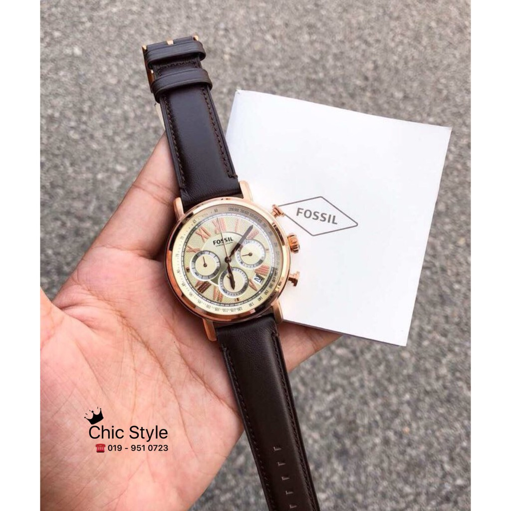 Fossil Ready Stock 100 Authentic Fs5436 Townsman Chronograph Navy Jam Tangan Fs4812 Grant Black Dial Leather Mens Watch Shopee Malaysia