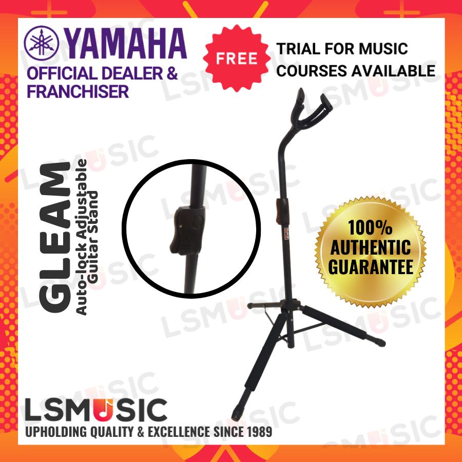 Gleam Autolock Adjustable Guitar Stand Gitar GSS-003 / GSS003