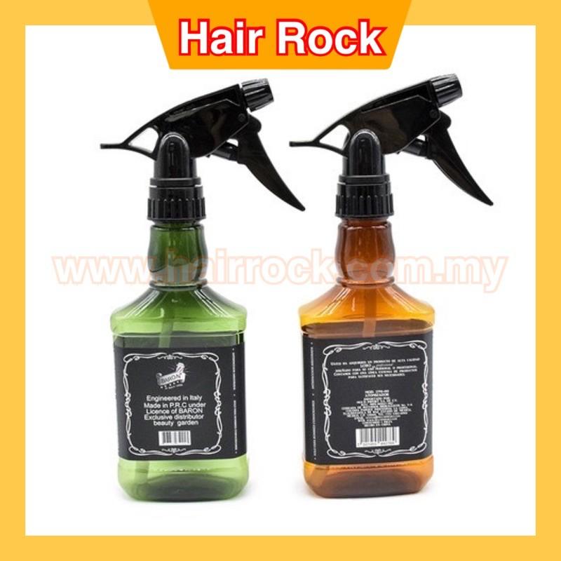 Whisky Style Sprayer Bottle 20CL
