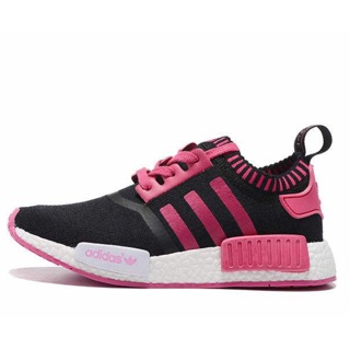 ??READY STOCK MALAYSIA?? Adidas NMD R1 shoes Black Pink (original boost)