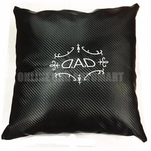 DAD Design Carbon-fibre Car Pillow