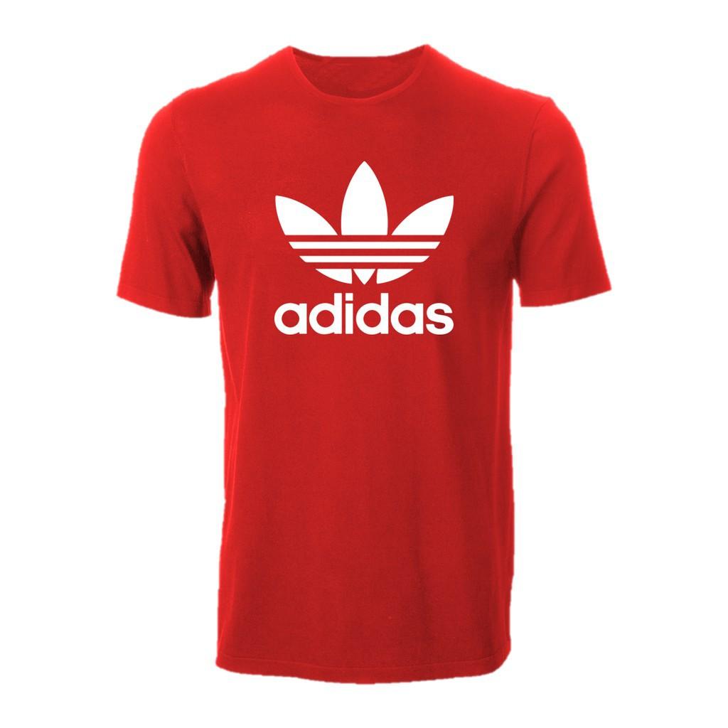lowest price e2f10 a6626 YT Trefoil Adidas Unisexs T-shirt  Shopee Malaysia
