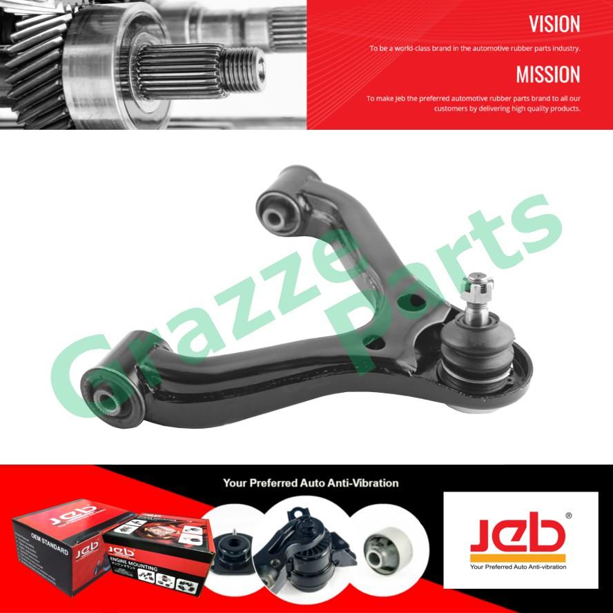 JEB LH Front Upper Control Arm 48630-0K010 for Toyota Hilux Vigo 2WD 2005-2008
