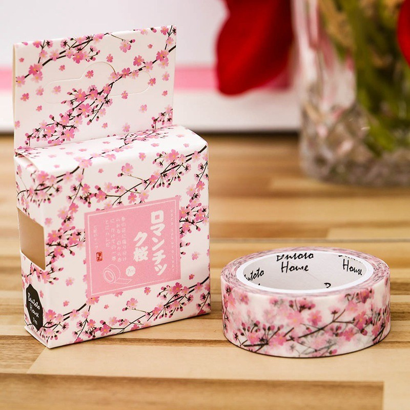 1.5cm*7m Cat washi tape DIY decoration scrapbooking masking tape adhesive tapeSK