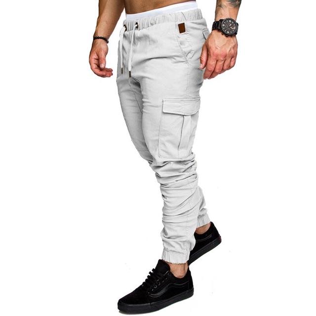 H&M Regular Fit Jogger Pants Viral (size 30 to 40) Korean Style 100% Cotton