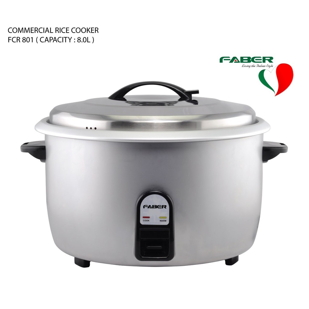 FABER Commercial R/Cooker FCR 801