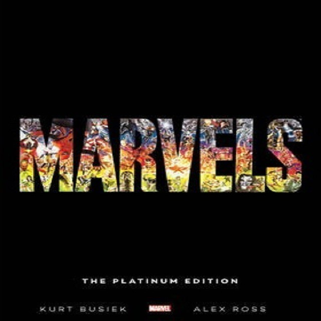 Marvels: The Platinum Edition Slipcase ISBN : 9780785154716
