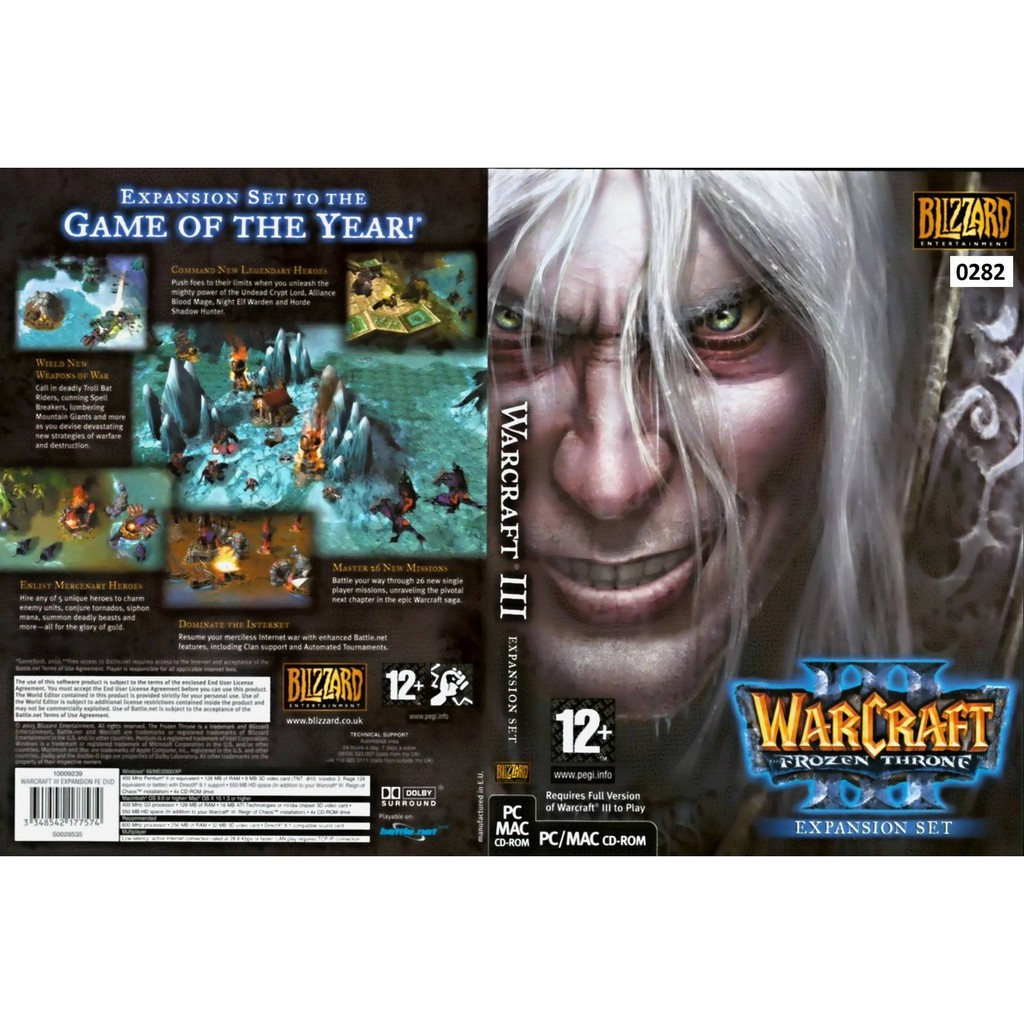 (PC) Warcraft 3 Complete Edition