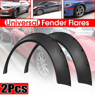 Over Fender Flares Wheel Arch Extensions Wide Body Set Of 4 JDM Arches Trims T:C