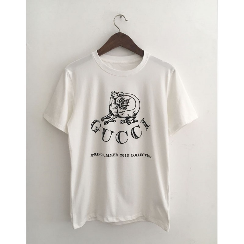 a20af2407078cf ProductImage. ProductImage. Fakeda High Quality Gucci T-shirts Men fashion  short sleeve ...