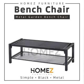 Enjoyable Homez Metal Garden Lounge Chair 2 Seater Garden Bench Chair Sabc5918 Beatyapartments Chair Design Images Beatyapartmentscom