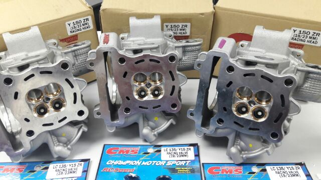 RACING HEAD CMS Y15ZR LC135 SAIZ 19-22 19-23 ORIGINAL CMS