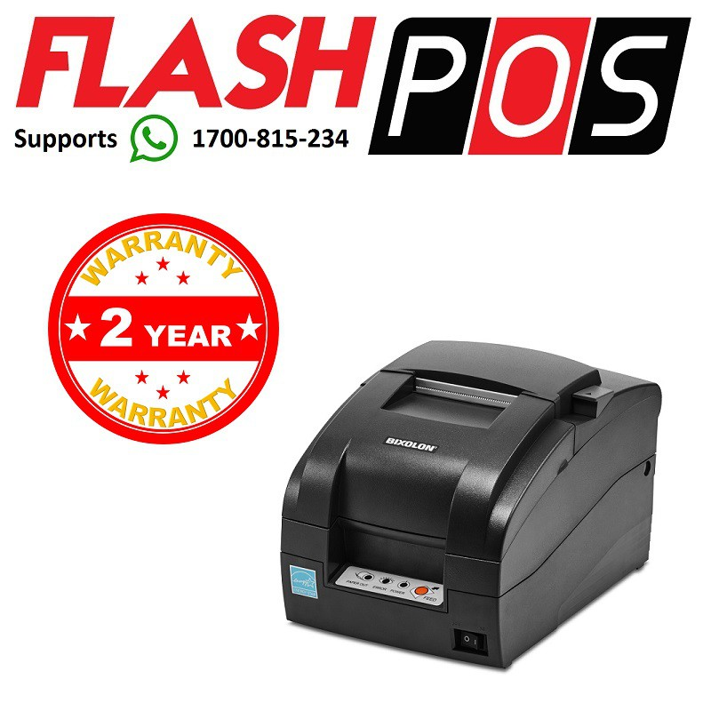 100%Original Bixolon SRP 275 iii Dot Matrix Printer (with 1sample ribbon)