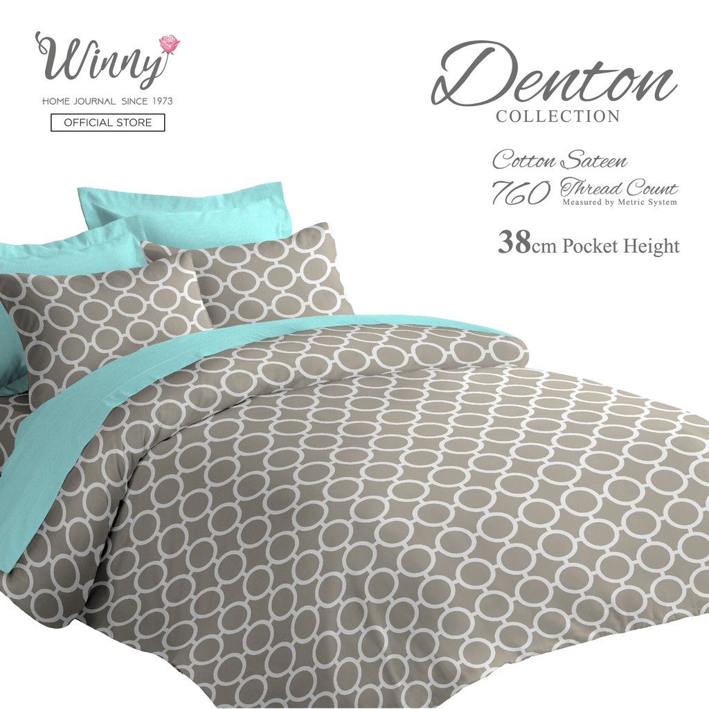 Winny Denton Quilt Cover Set