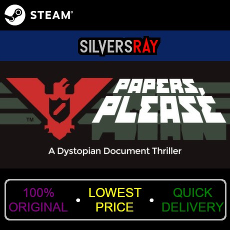 Papers, Please (PC-Steam)