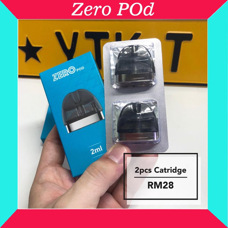 Vaporesso Renova Zero Mod Replacement OCC Catridge 2ml(2PCS)