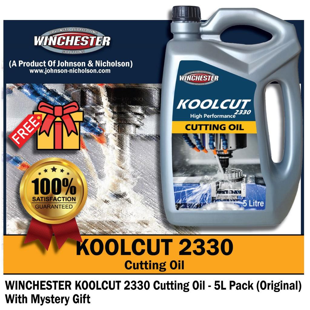Winchester KOOLCUT 2330 Cutting Oil (5L)