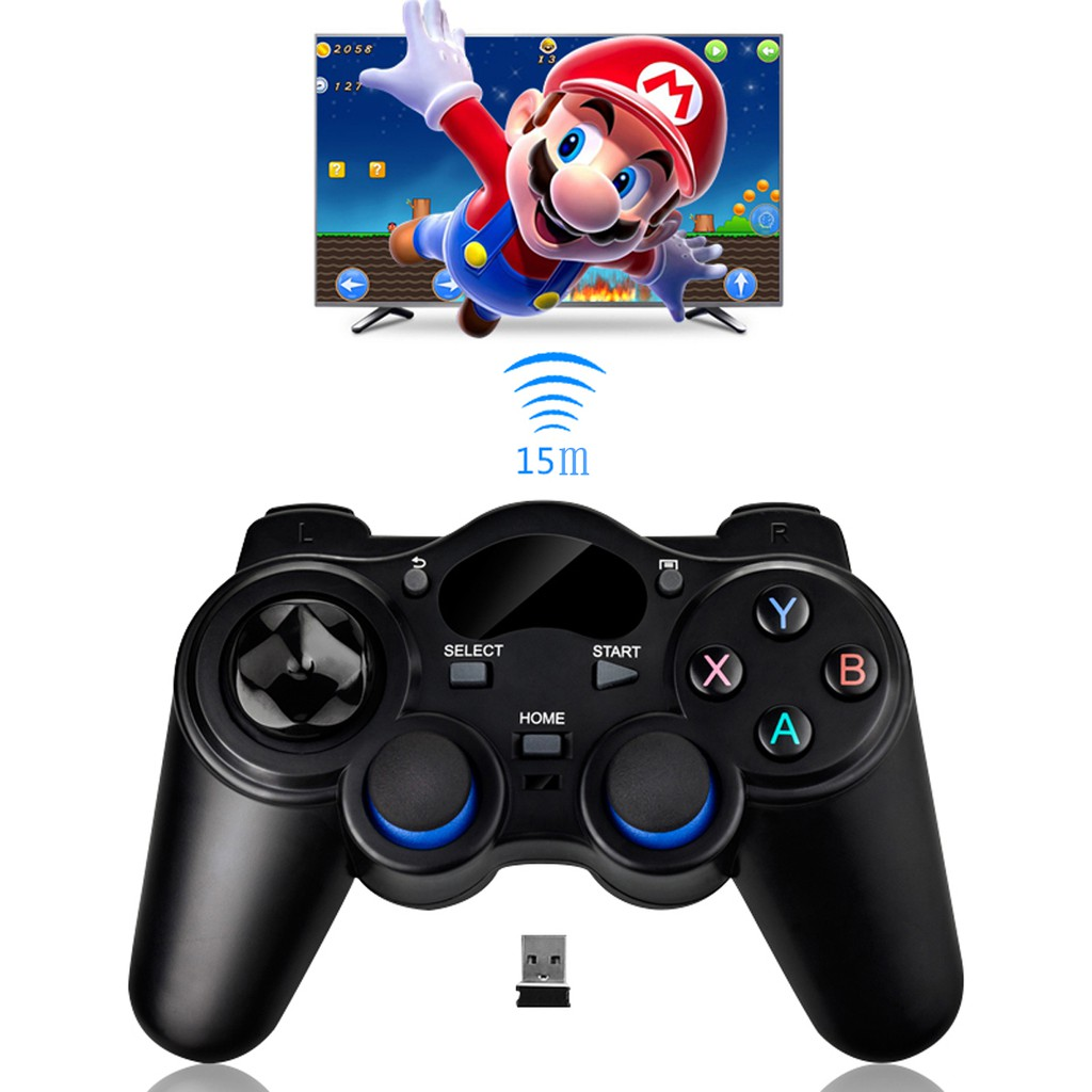 Wireless Game Controller Gamepad Joystick For Android Tv Box Pc Gpd Xd Mnkg Shopee Malaysia