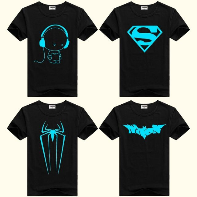 Luminous T-shirt For Boy Girl