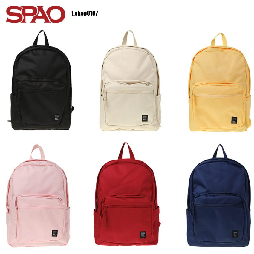 BUY 1 FREE 1 (SPAO x CRAYON SHINCHAN) Backpack  a72bde34a515e