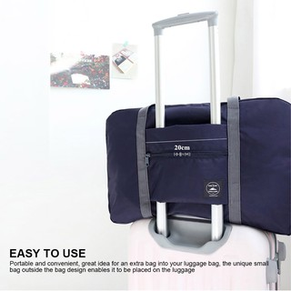 00c22b2e4eb6 Travel Lightweight Foldable Waterproof Carry Storage Luggage Duffle ...