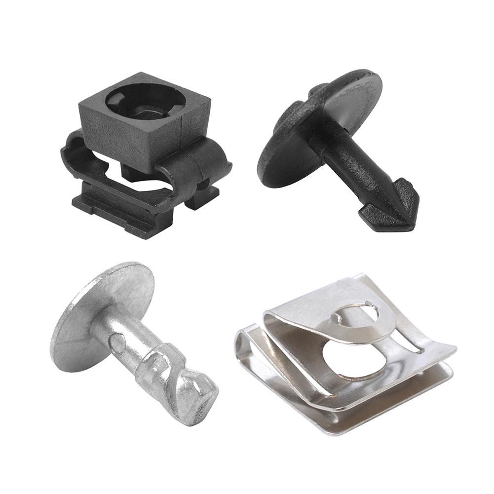 20X Undertray Guard Engine Under Cover Fixing Clips Screw For AUDI A4 A6 A8 HD