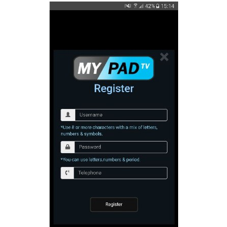 Ready stock* MyPadTV IPTV For IOS, Android, Window | Shopee