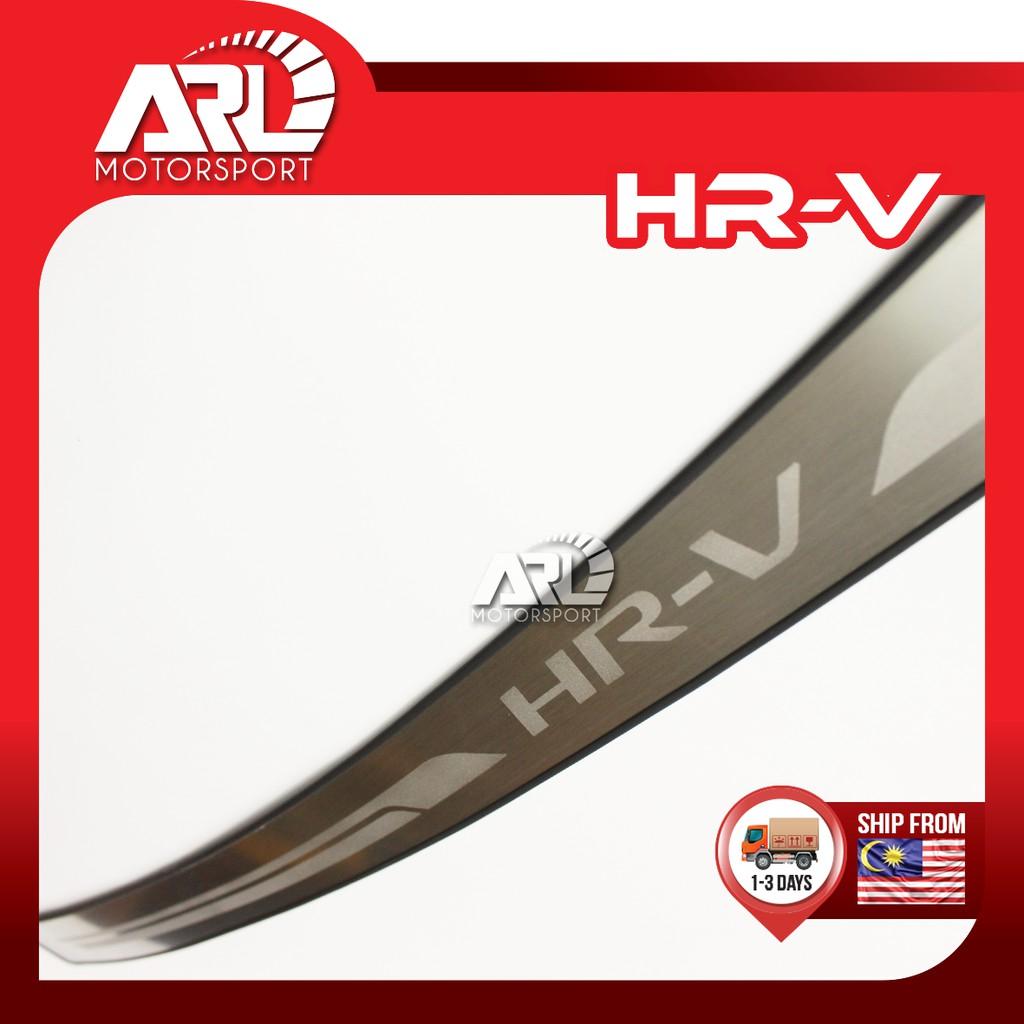 Honda HR-V / HRV( 2015-2020) Rear Bumper Protector - Out Type C Thin Guard Protector Car Auto Accessories ARL Motorsport