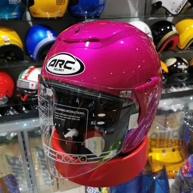 (100% Original) ARC Ritz Metallic Pink